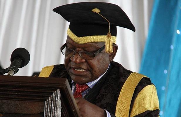 prof emeritus bhebe