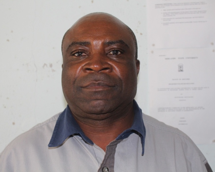 Dr M Chauraya Midlands State University