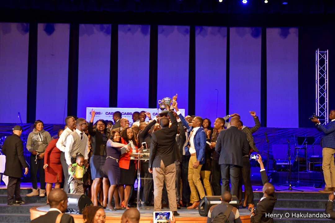 MSU Boost-Enactus Team Crowned National Champions - Midlands State