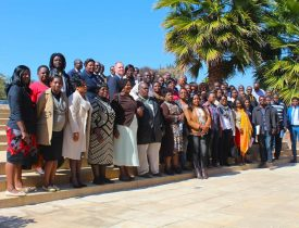 Academics Undergo an Authors Workshop