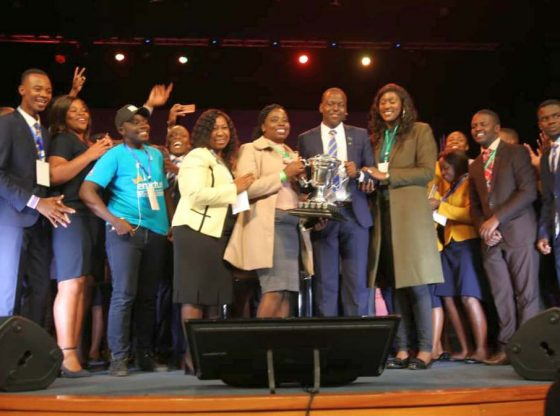 Midlands State University Boost-Enactus Team Off to Silicon Valley, USA