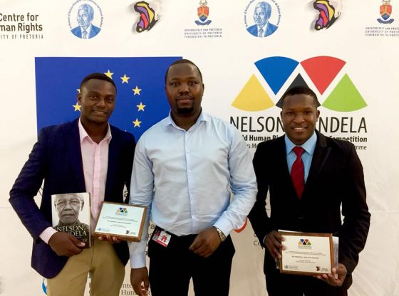 MSU excels at the Nelson Mandela World Human Rights Moot Court Competition