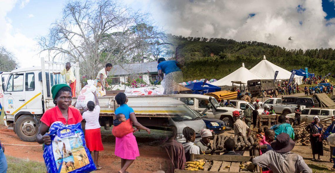 Msu Donates To Cyclone Idai Victims Midlands State